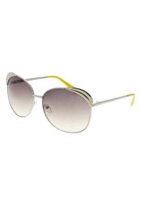 Óculos de Sol FiveBlu Circular Amarelo