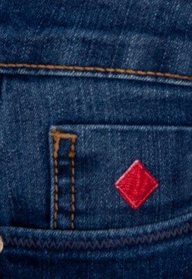 Calça Jeans Forum Reta Raquel Azul