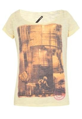 Blusa Cantão Out Bege