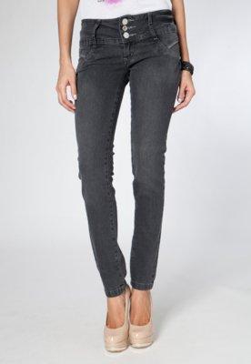 Calça Jeans Nightstar Skinny Day Preta