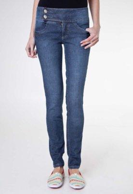 Calça Jeans Biotipo Skinny Lady Azul