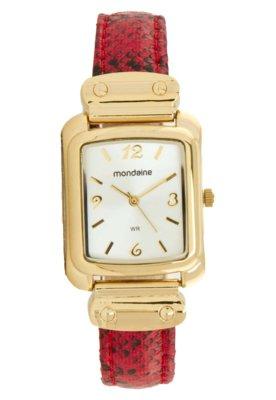 Relógio Mondaine 76278LPMEDH2 Dourado