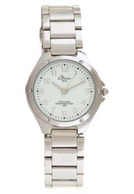 Relógio Condor KT25303/B Prata