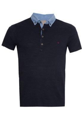 Camisa Polo Style Preta - VR