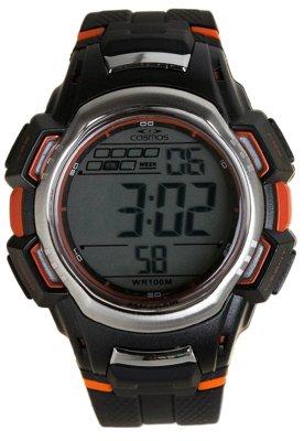 Relógio Cosmos OS41217J Preto e Laranja