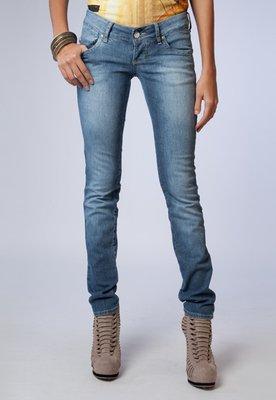 Calça Jeans Coca-Cola Edna Azul - Coca Cola Clothing