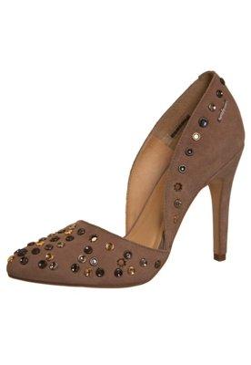 Sapato Scarpin Colcci Glam Marrom