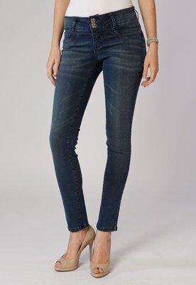 Calça Jeans Osborne Kristy Azul