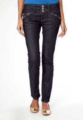 Calça Jeans Triton Reta Tamy Azul