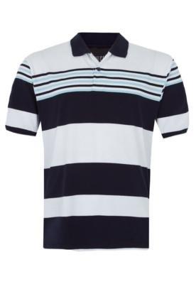 Camisa Polo Pier Nine Bang Azul