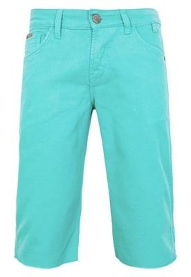Bermuda Jeans Osmoze Style Verde