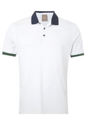 Camisa Polo VR Floresta Branca