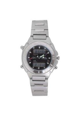 Relógio Cosmos OS11455T Prata