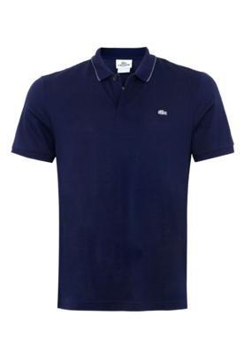 Camisa Polo Lacoste Active Azul