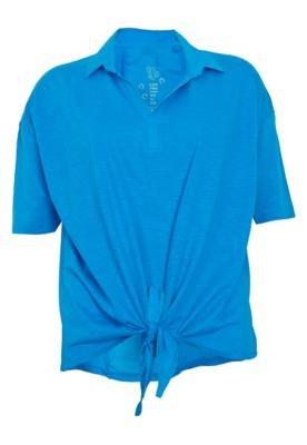 Blusa Cantão Modern Azul
