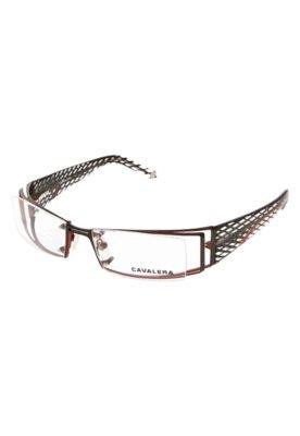Óculos Receituário Cavalera Trançado Incolor