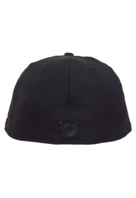 Boné New Era 59Fifty MLB Chenille APP Losdod Preto