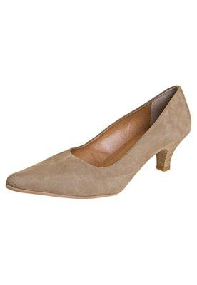 Sapato Scarpin FiveBlu Lady Bege