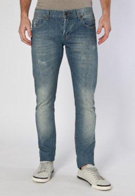 Calça Jeans Zapälla Classic Azul