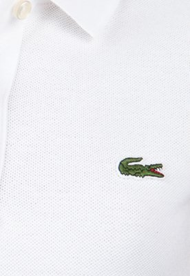 Camisa Polo Lacoste Charmy Branca