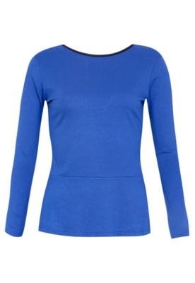 Blusa Sommer Rolly Azul