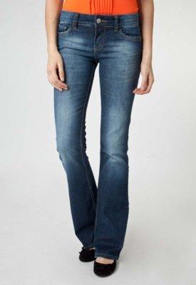 Calça Jeans Fatima Indigo Azul - Colcci