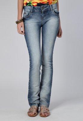 Calça Jeans Skinny Fatima Original Azul - Colcci