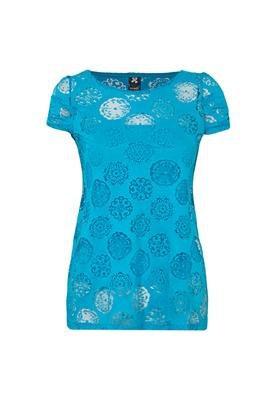 Blusa Petit Turca Azul - Sommer