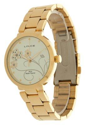 Relógio LRG4152LB1KX Dourado - Lince