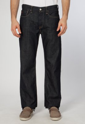 Calça Jeans Polo Ralph Lauren Reta Classic Azul