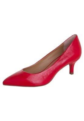 Sapato Scarpin Tabita Unic Vermelho