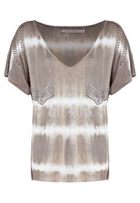 Blusa Glam Bege - Espaço Fashion
