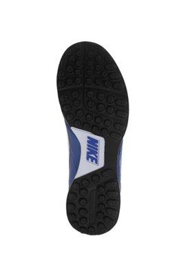 Chuteira Society Nike Tiempo Natural IV LTR TF Azul