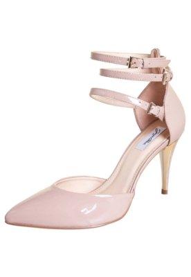 Sapato Scarpin Jorge Alex Duas Pulseiras Nude
