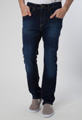 Calça Jeans Ellus New Slim Moss Azul