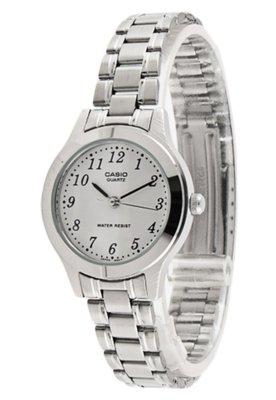 Relógio Casio LTP1128A7BRDF Prata
