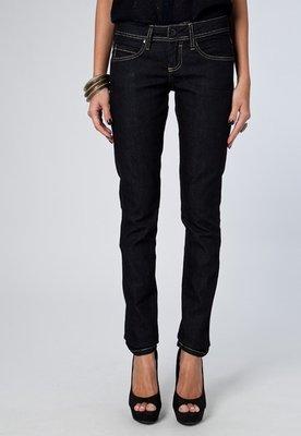 Calça Jeans Skinny Acostamento Lisie Preta