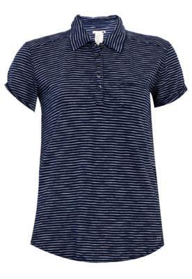 Camisa Polo Levi's Modern Listrada - Levis