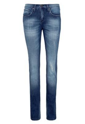 Calça Jeans Skinny Brenda Azul - Carina Duek