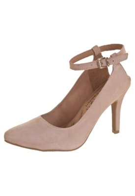 Sapato Scarpin Ramarim Total Comfort Traseiro Pulseira Trase...