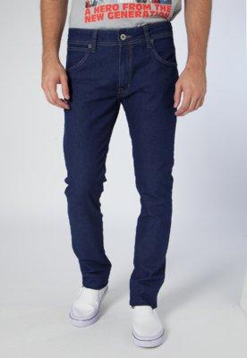Calça Jeans Skinny George Azul - Coca Cola Clothing