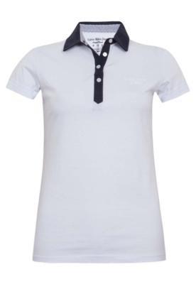 Camisa Polo Calvin Klein Jeans Urban Branca