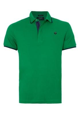 Camisa Polo Coca-Cola Clothing Brasil Botton Verde - Coca Co...