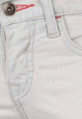 Calça Jeans Calvin Klein Kids Skinny Colours Cinza