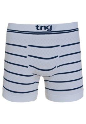 Cueca TNG Boxer Unic Branca