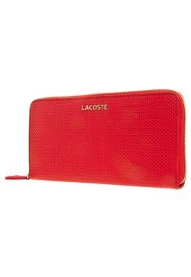 Carteira Lacoste Wallet Vermelha