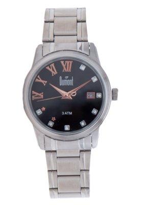 Relógio Dumont W SA25511P Prata