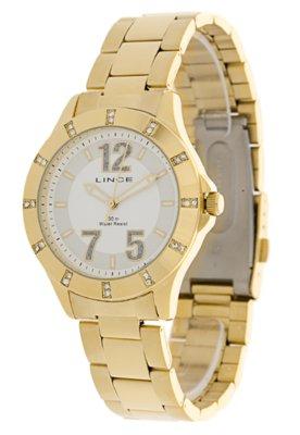 Relógio LRG4162LB2KX Dourado - Lince