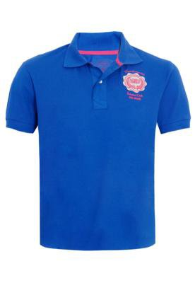 Camisa Polo TNG Authentic Azul