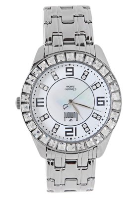 Relógio Dumont sp25249b Prata